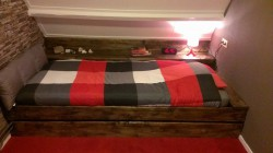 Kamer Hidde bed